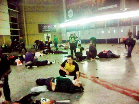 Manchester Arena blast: Witnesses recount horror at ...