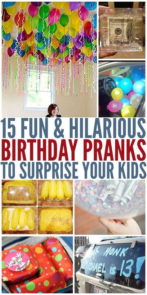 Ee  Birthday Ee   Pranks To Surprise Kids  Ee  Birthday Ee   Pranks