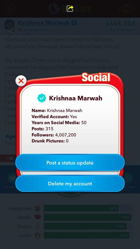 bitlife famous become