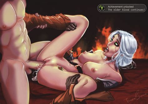 Cirilla Hentai Witcher Ciri Hardcore Witcher Porn