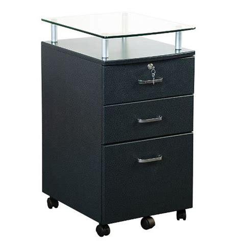 caisson de bureau noir caisson de bureau a