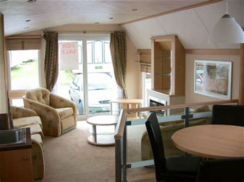 Towyn Caravan Hire Atlas Concept 2 2007 2 bed, sited on