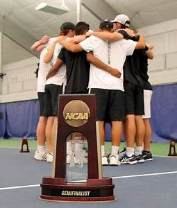 Men's Tennis Repeat Hopes Dashed by Emory in NCAA Semifinals