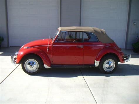 volkswagen beetle 1967 1967 volkswagen beetle convertible 116326