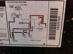 1995 5 8l Vacuum Hose Routing