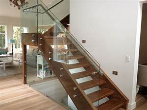 Contemporary Glass Staircases ~ haammss