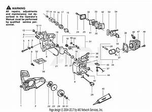 Poulan S23 Arbor Pro Parts Diagram For Internal Power Unit