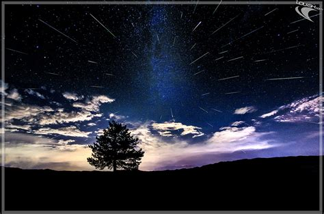 Current Meteor Showers - american meteor society