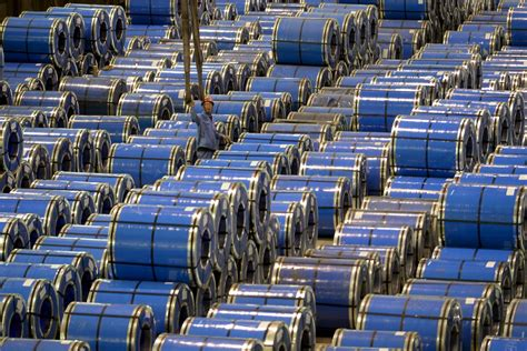 hikes  duty  chinese cold rolled steel imports