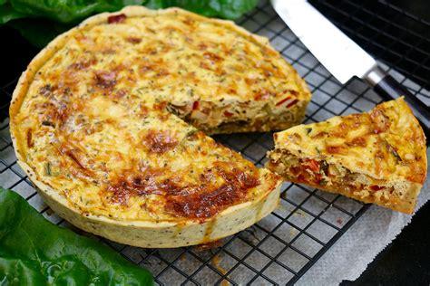 recette de cuisine sur 3 tarte v 233 g 233 tarienne aux l 233 gumes hervecuisine com