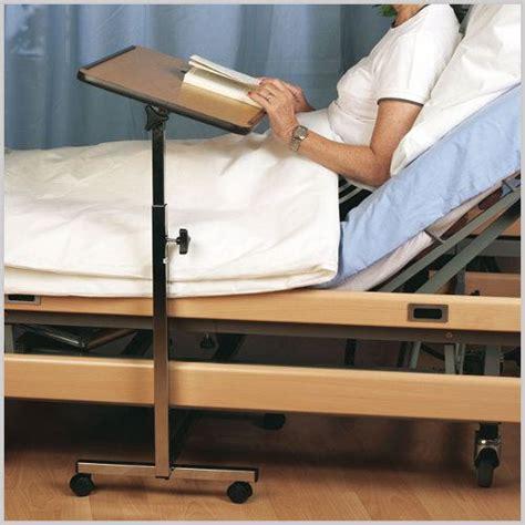 tisch über bett bett tisch rollbar h 246 henverstellbar 68 115cm holzdekor