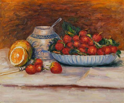 Strawberries Awesome Art In 2019 Pierre Auguste Renoir