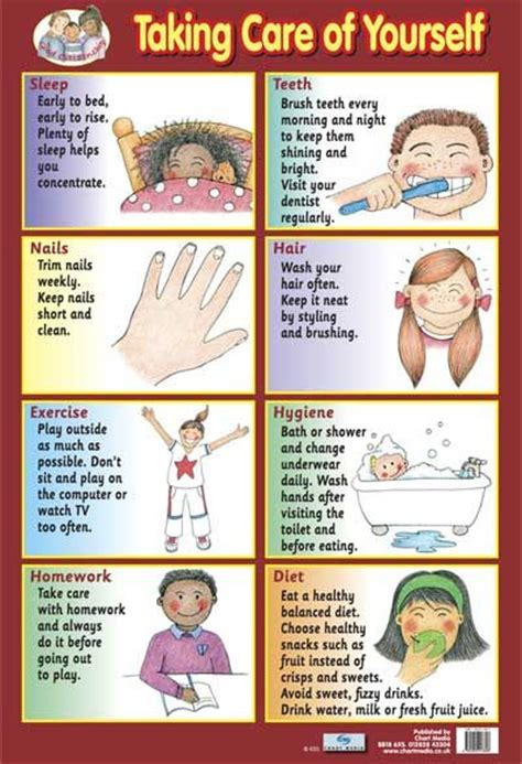 care and clean chart for kids on taking care of them selves and why junestrom pinterest relay games
