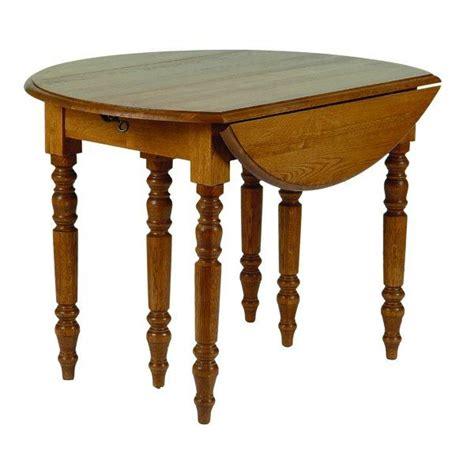table ronde cuisine table de cuisine ronde en bois avec rallonges cercy
