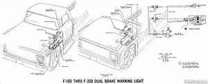 69 F100 Wiring Diagram
