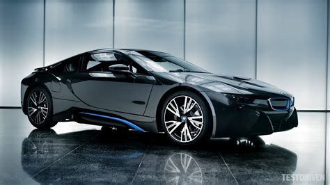 The New Bmw I8