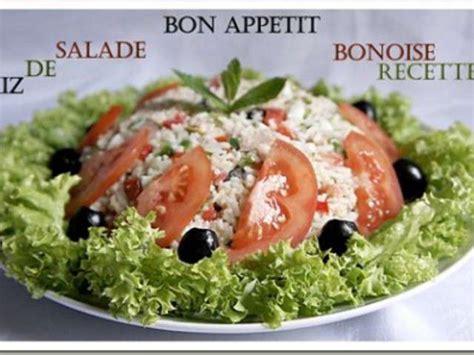 cuisine facile et originale recettes de salades de de cuisine de sihem