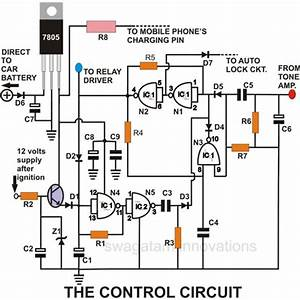 gt circuits gt build homemade gsm car security system l28432 With hidden camera detector circuit