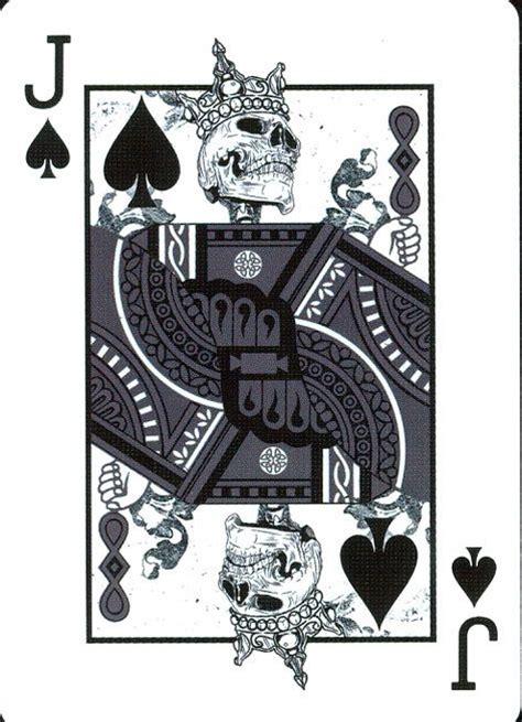 grimoire jack  spades playing card tattoos jack