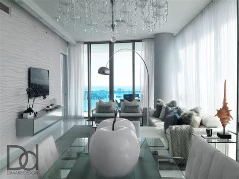 Miami Penthouse Spice Interior Design