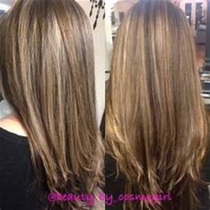 brown hair with subtle blonde highlights | Hair Ideas ...