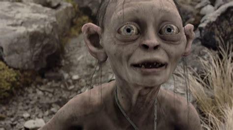 gollum discovered living  keralatolkiens character