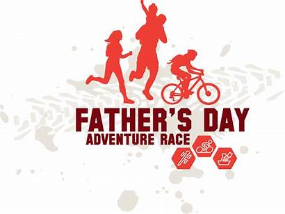 Father Fathers Adventure Race Ar Dad Sport