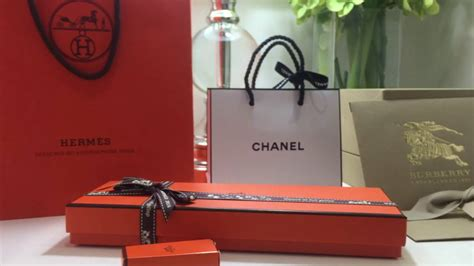 Hermes, Chanel & Burberry  Luxury Brand Gift Ideas Under