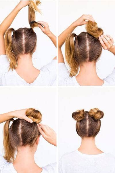 HD wallpapers 5 easy hairstyle for school