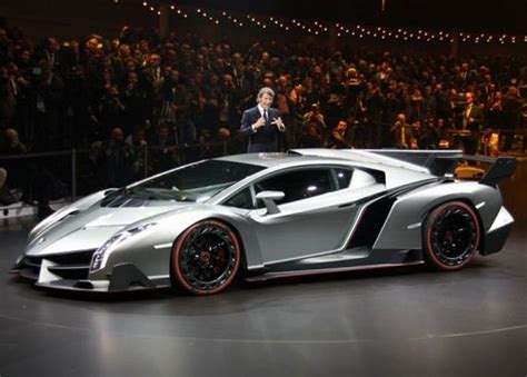 Lamborghini 2014 Veneno