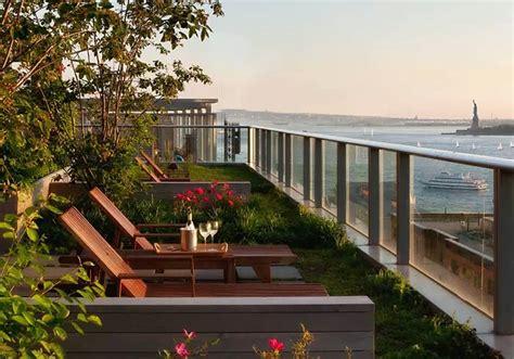 terrace gardens   york city  decorative