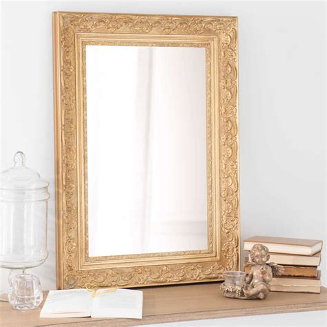 miroir dore maison du monde idees de decoration interieure french decor