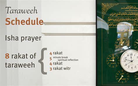 boston prayer time table taraweeh islamic society of boston cultural center