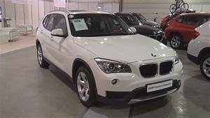 Bmw X1 Xdrive 20d White  2012  Exterior And Interior