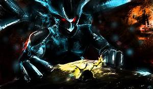 Pikachu Vs Zekrom by ZachDB on DeviantArt