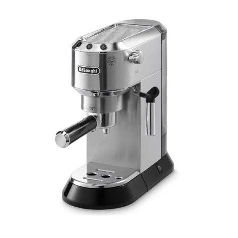 A Espresso Coffee Machine by Delonghi Ec680m Dedica Espresso And Cappuccino 15 Bar