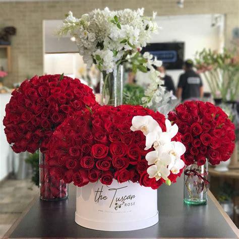 luxury flower bouquet box in san antonio tx the tuscan