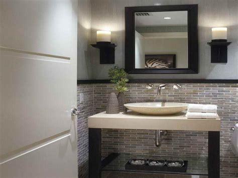 Powder Rooms : Interior Design Modern Powder Rooms Furniture