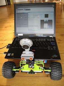 Mobile Laptop Computer Robot