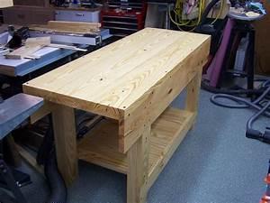 English-Style Workbench - by PittsburghTim @ LumberJocks