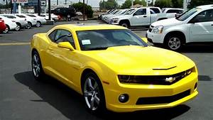 2011 Camaro 2ss  Competition Yellow  O U0026 39 Donnell Chevrolet Buick  San Gabriel Ca 91776