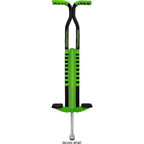 Green Pogo Stick