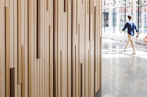 gallery  wood cladding linear rib   images