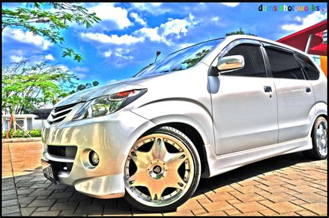 Toyota Avanza Modification by Modification Toyota Avanza With Wheels 18 Quot New Car Concept