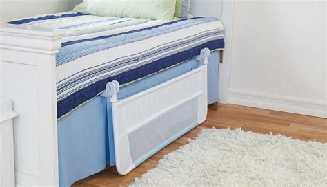 rails bed toddler guard safety double safe swing feature down