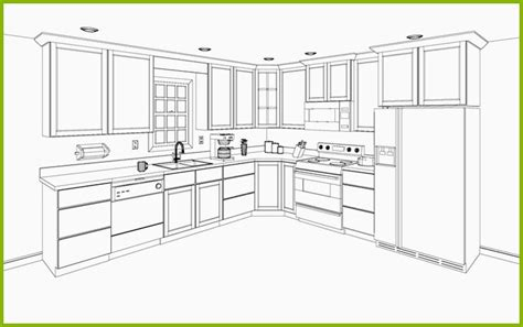 kitchen cabinet drawings free kitchen cabinets drawing at getdrawings free for 5393