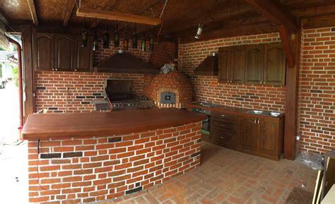 meilleur site cuisine construction barbecue brique rapide 13 smac renovation