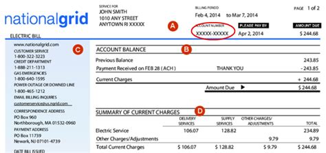eversource light company phone number sle bill