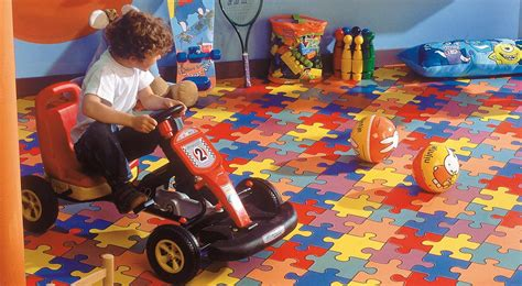 Pvc Boden Puzzle by Pvc Bodenbelag Puzzle F 252 R Kinderzimmer 4 Meter Breite