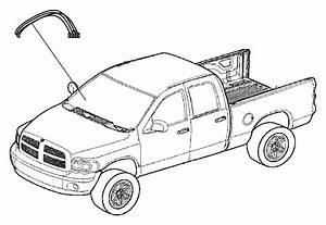 2016 Ram 2500 Wiring Kit  Trailer Tow  Trailer Brake Jumper  Control  Chassis  Grayc
